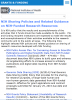NIH Sharing Policies and Related Guidance on NIH-Funded Research Resources