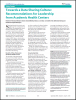 Recommendations for Leadership from Academic Health Centers